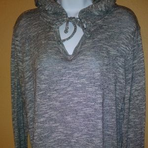 FADED GLORY- Grey pullover